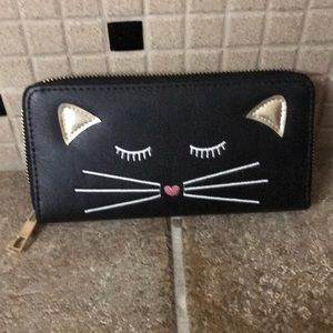 Avenue 9 Cat Wallet and card holder